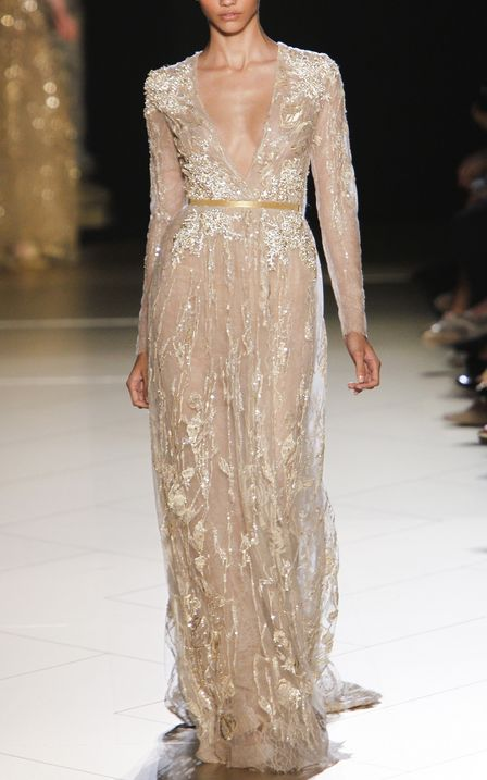 .Elie Saab Fall, Wedding Dressses, Eliesaab, Fashion, Ellie Will Be, Dresses, Gowns, Fall 2012, Haute Couture