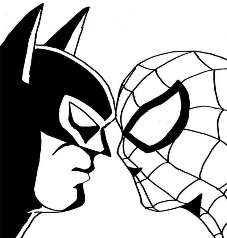 43 besten Spiderman Coloring Pages Bilder auf Pinterest