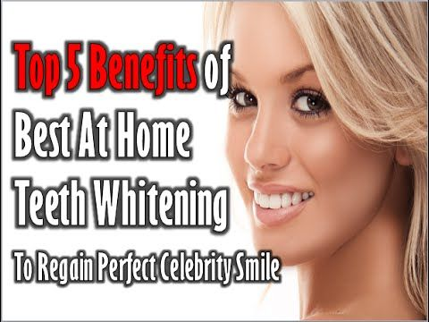 """http://bestathometeethwhitening.net/P... Best At Home Teeth Whitening – Restored Ugly Smile! Top 5 Benefits of Best At Home Teeth Whitening To Regain Perfect Celebrity Smile  Teeth Whitening is fast becoming the most desired of cosmetic dentistry procedures and no longer restricted to being a medical practice. With the huge increase in number of people who claim to be """"qualified"""" Cosmetic dentists, it has now become difficult for people to identify and differentiate between a genuinely good…"""