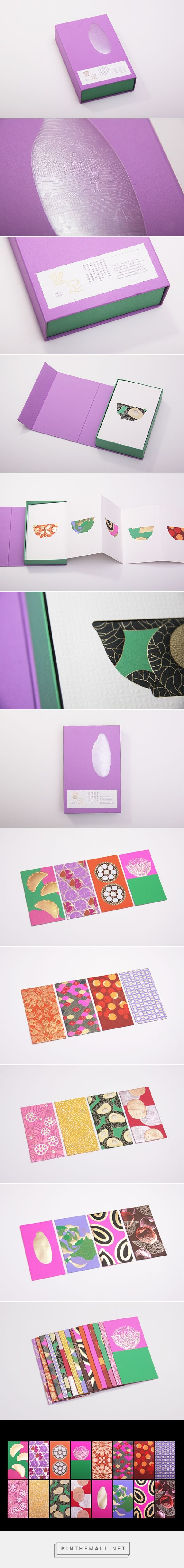 Full of Fortune Red Packets on Behance - created via https://pinthemall.net