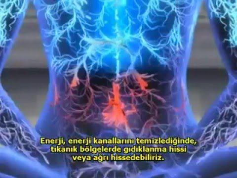 Enerji Beden ve Kozmik Enerji