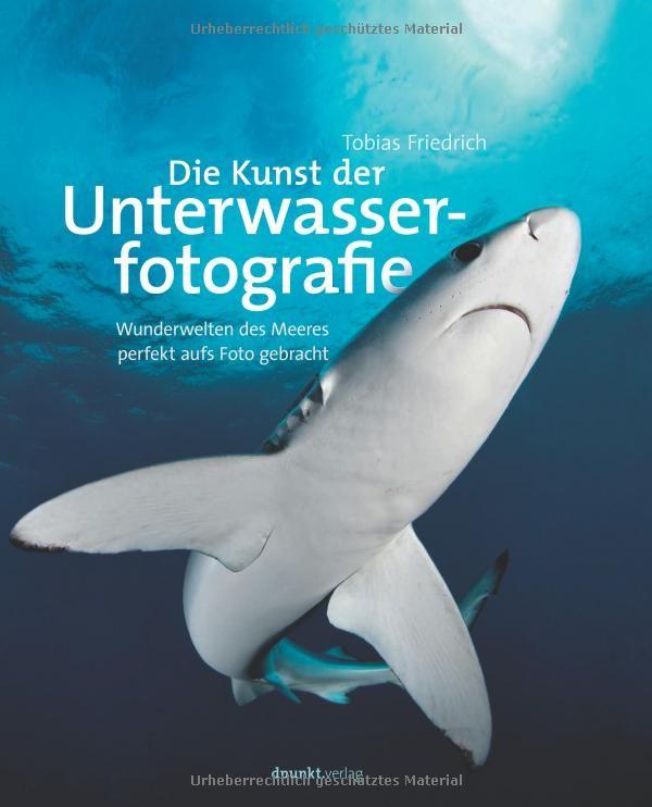 Die Kunst der Unterwasserfotografie: Wunderwelten des Meeres perfekt aufs Foto gebracht: Amazon.de: Tobias Friedrich: Bücher