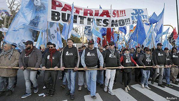 Argentina y los holdouts: tic tac