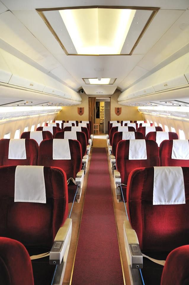 126 best images about vintage airliner cabins on pinterest