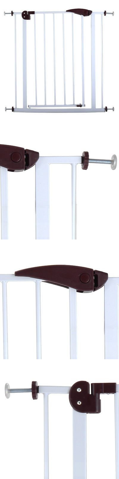 baby and kid stuff: Baby Safety Gate Door Walk Through Child Toddler Pet Metal Easy Locking System -> BUY IT NOW ONLY: $32.99 on eBay!