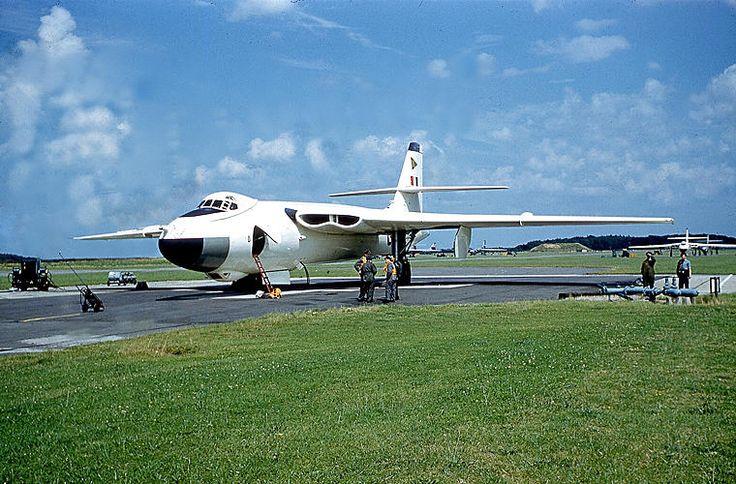 Valiant Bomber..