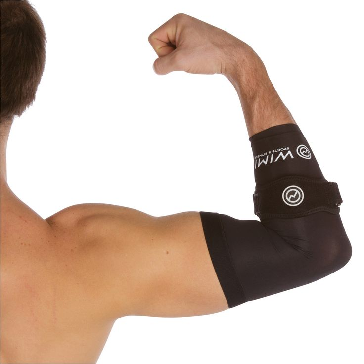 Unique Elbow Brace & Copper-Infused Compression Sleeve http://wimi-fitness.com/tennis-elbow-brace-sleeve/