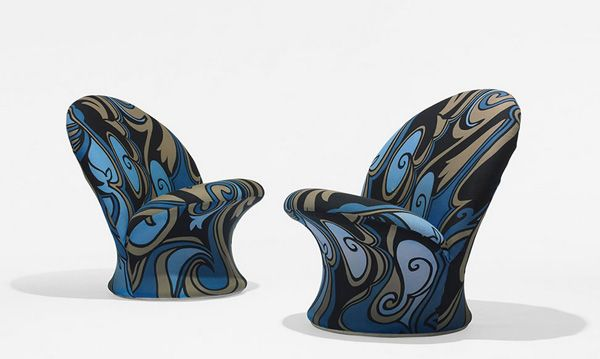 451--Pierre-Paulin---570-chairs--pair---Modern-Design--18-October-2012---Auctions---Wright
