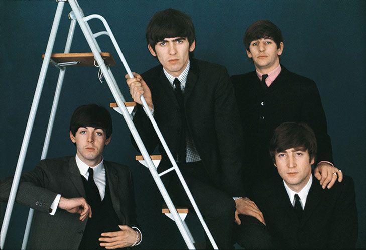 Jean-Marie Perier - Photographe - The Beatles - Paris 1964
