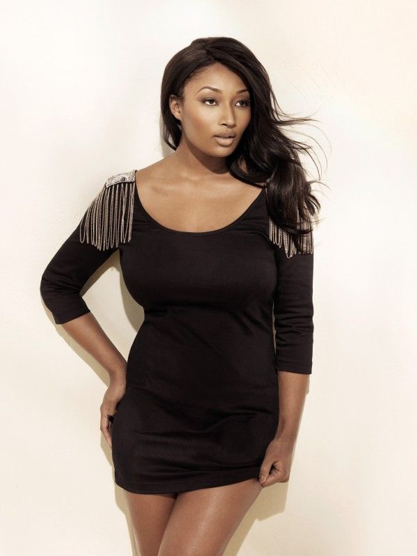 Plus size model anansa sims opinion already
