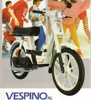 VESPINARIUM: VESPINO AL (1985-1988)