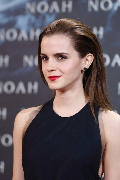 Hi Moody Girls, These Are Wet Hairstyle Looks For You  #emmawatson #WetHair #hair #hairstyle