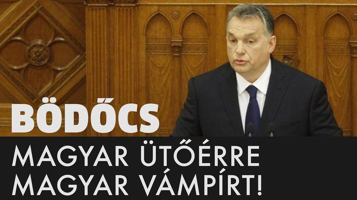 2017 / Magyar ütőérre magyar vámpírt! - Orbán Viktor beszéde