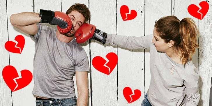 5 Frases que podrían acabar con tu relación