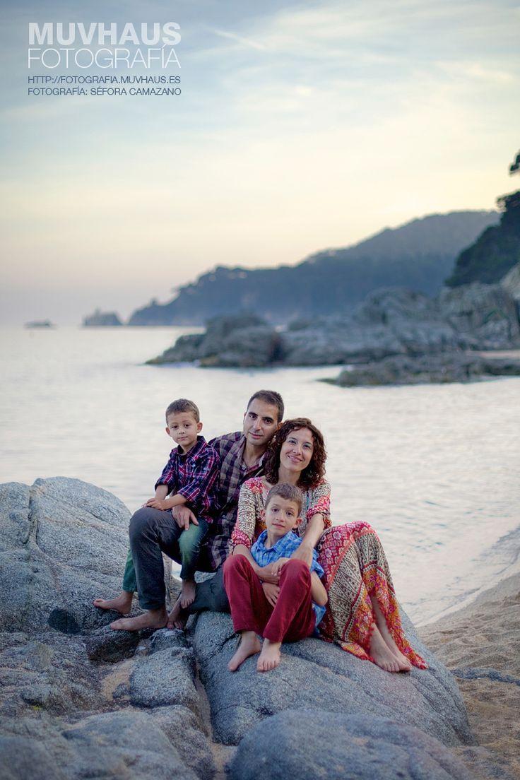 Séfora Camazano Fotografia Sesión Familia Niños