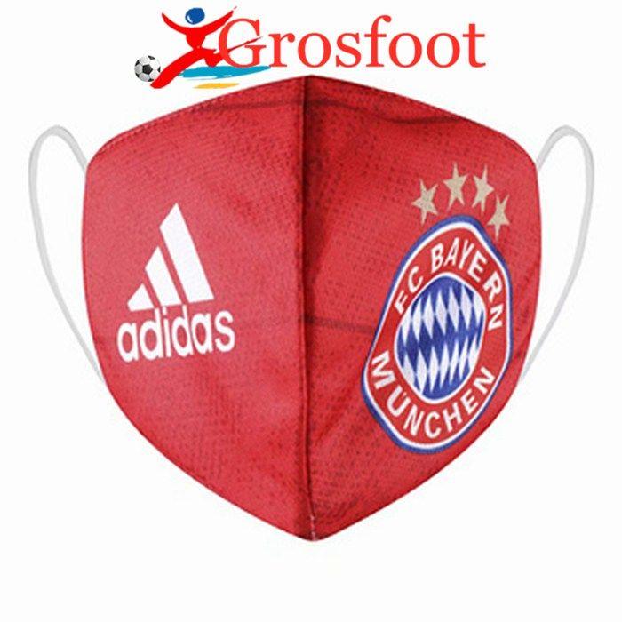 Masque FFP2 Anti Poussière Reutilisable Bayern Munich en ...