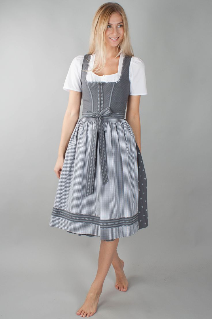 Stylische Dirndl Legeres Waschdirndl Vom Traditionshersteller (with Images