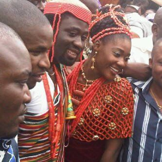 Not even the weddings of some children of billionaires have the kind of media interest that the one of actress Mercy Johnson and her man, Prince Odinaose Okojie have generated. Description from niyitabiti.net. I searched for this on bing.com/images