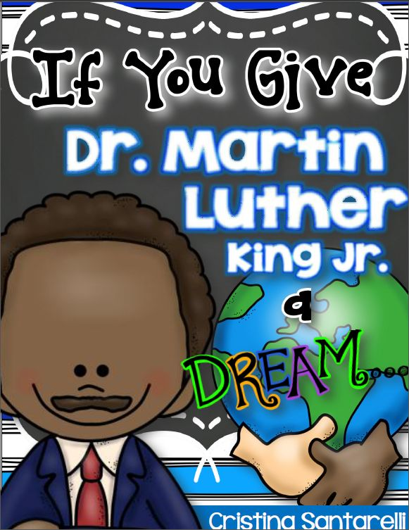 Martin Luther King Day activities!