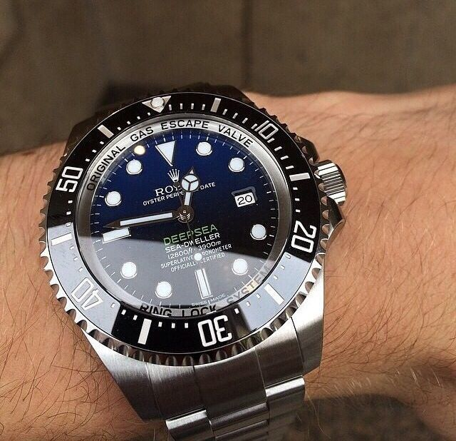 Rolex Sea Dweller D-Blue