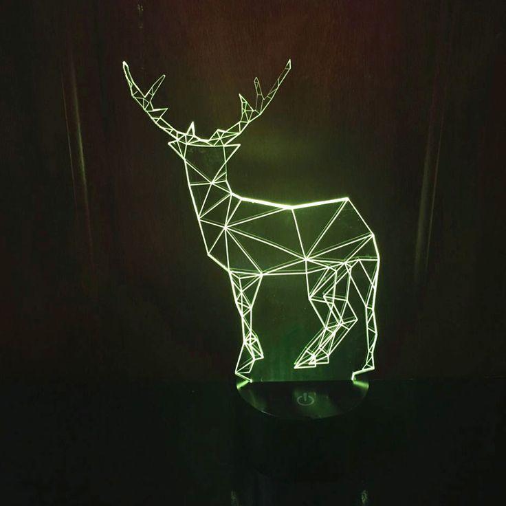 Купить товар3D Животных СВЕТОДИОДНЫЕ Лампы ABS Абстрактный Олень Украшения Дома Ночь свет СВЕТОДИОДНОЕ Освещение Luminaria Настольные Лампы для Спальни Новый Год подарок в категории Ночные светильникина AliExpress.  Color Changing LED Night Light Lamp Mood 3D Baseball Glove Acrylic Bedroom Lighting Decoration MLB Softball Mitt Nightl