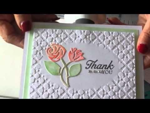 Como usar los Diffusers de Sizzix||Craftmaria - YouTube