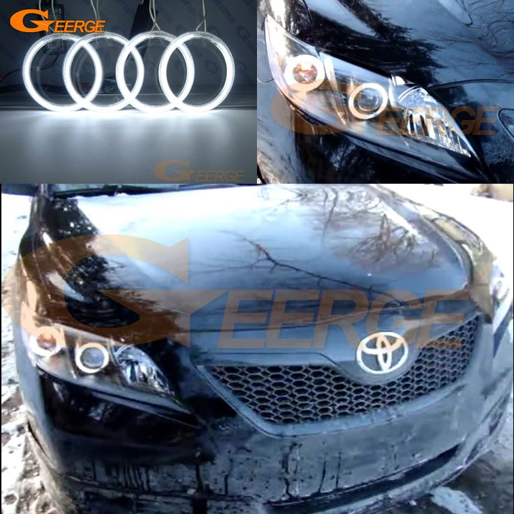 Find More Car Light Assembly Information about For Toyota Camry XV40 2006 2007 2008 2009 Altise Excellent Ultra bright headlight illumination CCFL Angel Eyes kit Halo Ring,High Quality ring ring,China ring for Suppliers, Cheap ring toyota from Geerge-Tech on Aliexpress.com