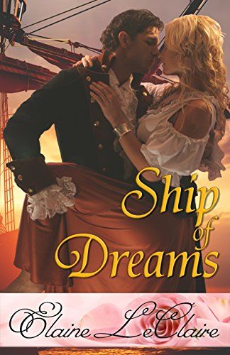 Ship of Dreams: A Digital Romance Fiction Novel by Elaine LeClaire http://amzn.to/2zqWmWu