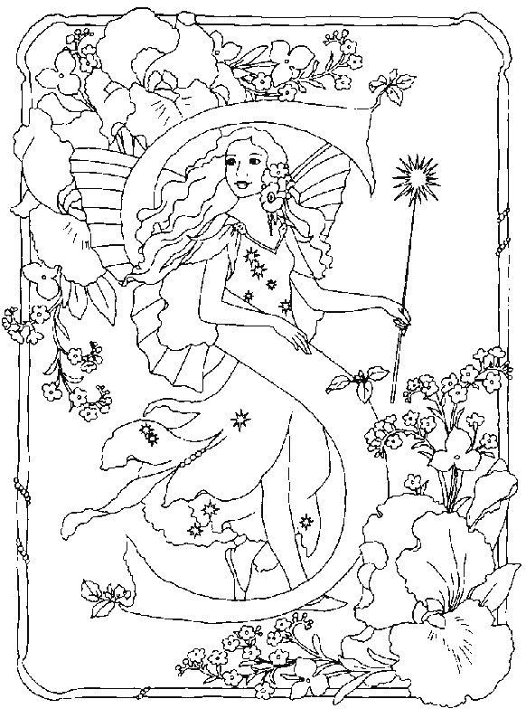 Fairy Alphabet
