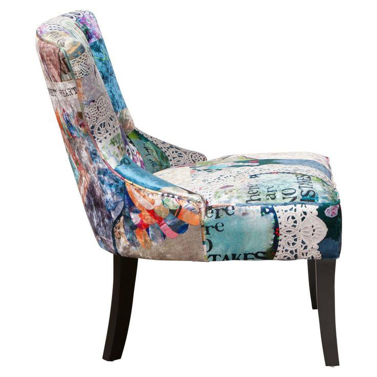 Padua Occasional Chair Patchwork C