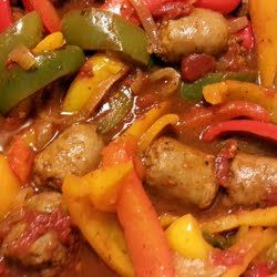 Sausage and Peppers - voted the BEST