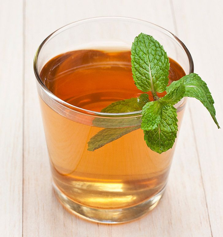 Peppermint Tea Supports Weight Loss. suppresses appetite, supports digestion, decreases anxiety