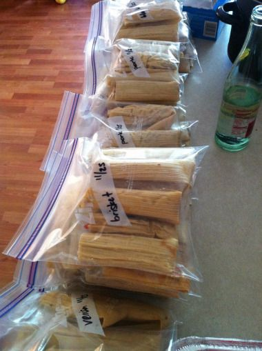 Tamalada - How to host a tamale makingparty - Hip Girl's Guide to Homemaking - Living thoughtfully in the modern world