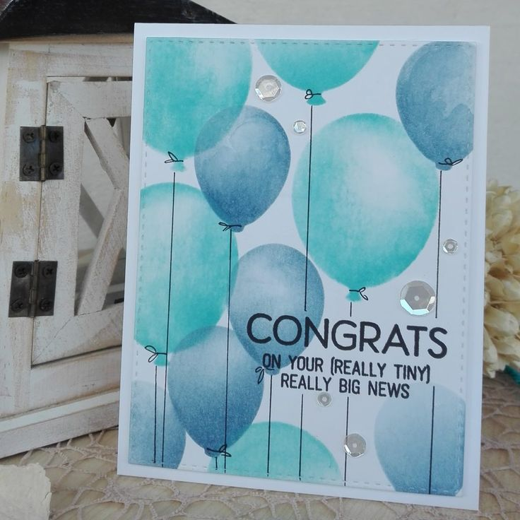 For the love of blue! One color-10 cards / part 1! | Craft For Joy Designs