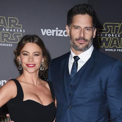 Hot: Sofía Vergara and Joe Manganiello Step Out as a Married Couple at the Star Wars Premiere