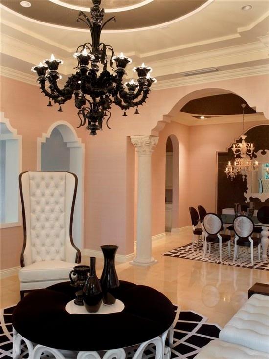 Barque Decor Living Room: 17 Best Ideas About Modern Baroque On Pinterest