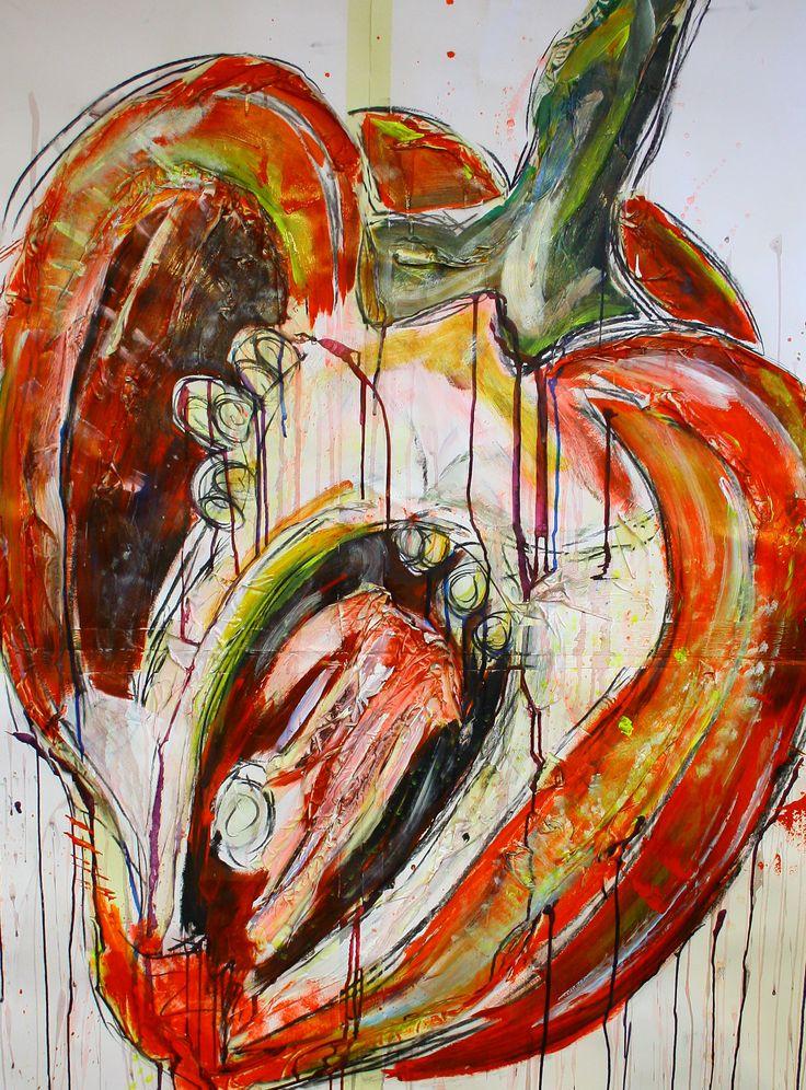 Saatchi Gallery A level Exhibition 2014.