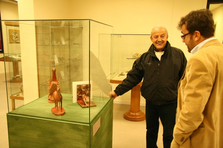 """#Biancini, mostra """"Biancini a Laveno"""", Museo civico di Castel Bolognese, 8 dicembre 2011 - gennaio 2012"""
