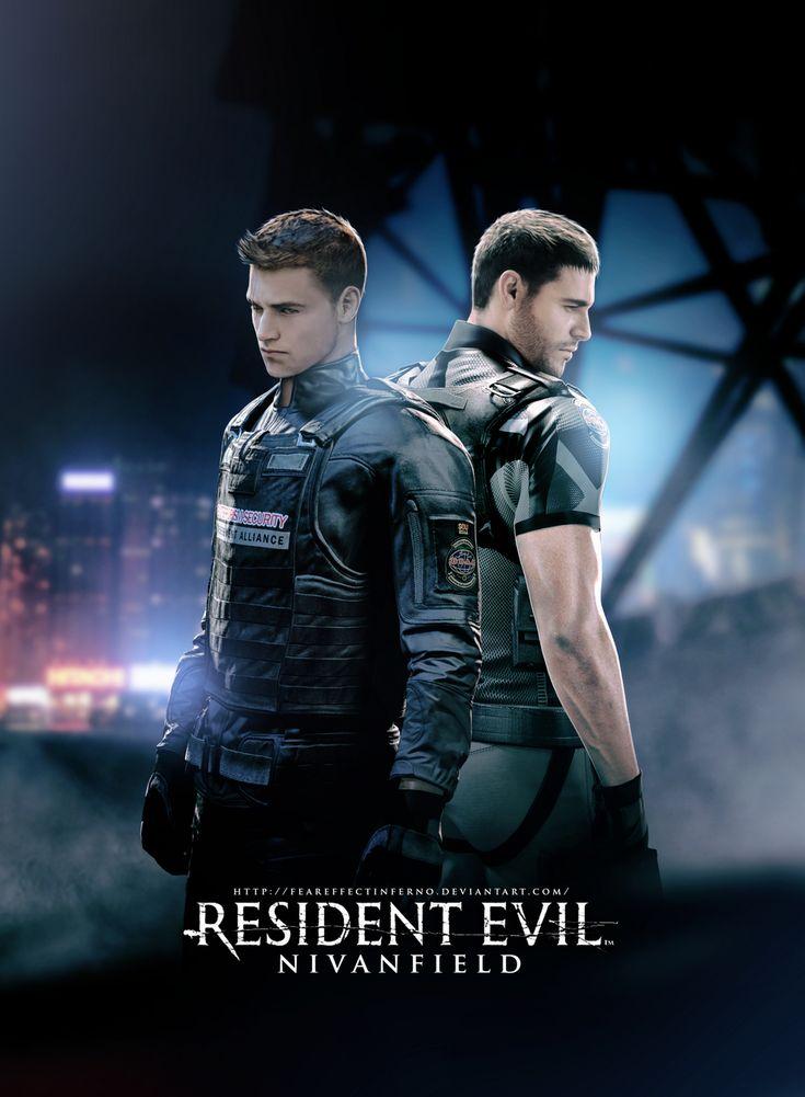 Resident Evil Nivanfield By Feareffectinferno Resident Evil Resident Evil Game Resident Evil Collection