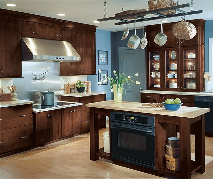55 Functional And Inspired Kitchen Island Ideas And: 10+ Best Ideas About Shaker Style Kitchens On Pinterest