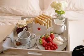 Resultado de imagen de preparar desayuno para enamorar