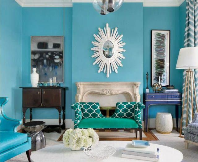 Best 105 Best Images About Color Turquoise Aqua Rooms I Love 400 x 300