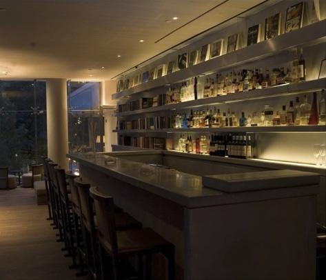Cooper Square Hotel Bar.