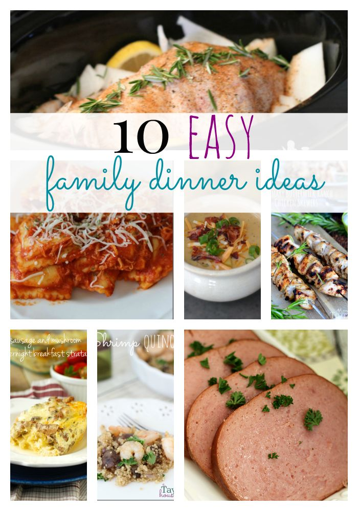 dinners sharethetable easy family dinners family dinner ideas and