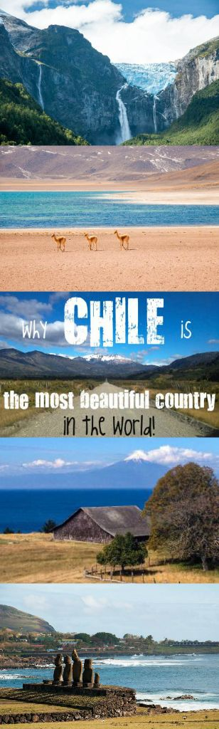 CHILE is the most beautiful country in the world! This is why...