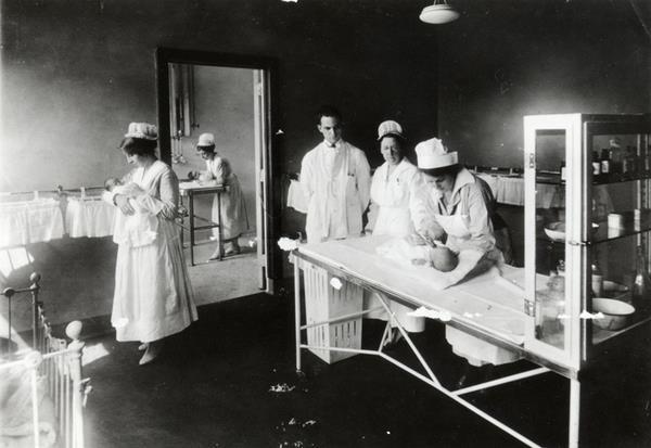 PEdiatric /OB nurses
