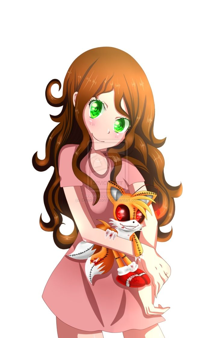 Sally and Tails Doll