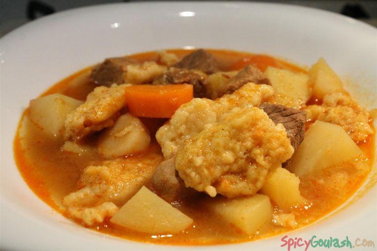 Authentic Hungarian Goulash Recipe