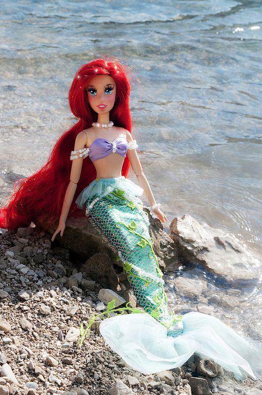 My little mermaid ooak | da vanyrei