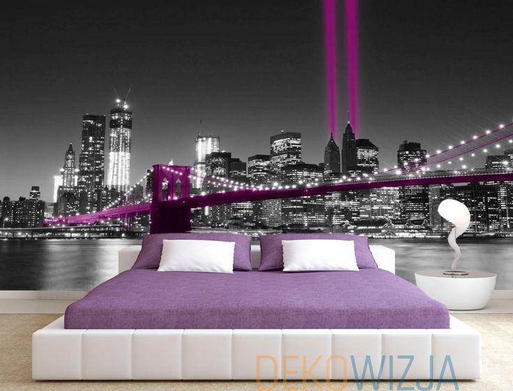 Fototapeta z Brooklyn Bridge